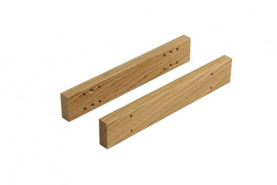 Solid Oak Drawers Spacer for In-frame Drawers