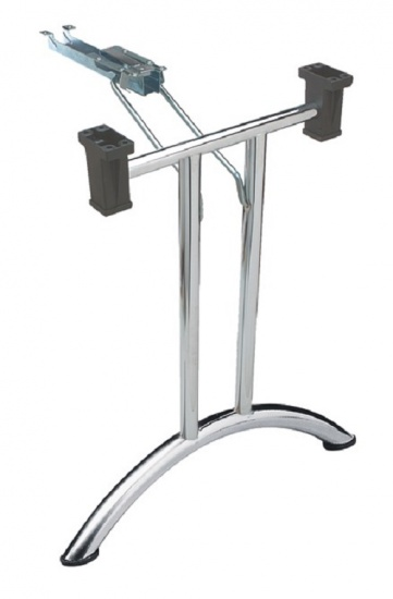 Folding Table Fitting T-frame / 710 mm High